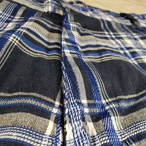 Beyond The Limit Shorts - Mens Shorts Size 40 Plaid Beyond The Limit